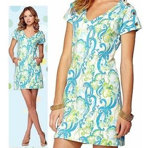 Lilly Pulitzer Hayley Mini French Terry Dress